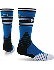 Stance NBA Orlando Magic Logo on-court Chaussettes Bleu