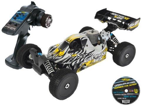Carson 500204029 - 1:8 X8NB Specter, V25 RTR, Fahrzeuge (Rc Heckspoiler)
