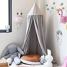Amazon.fr : baldaquin rideaux de lit - Gris