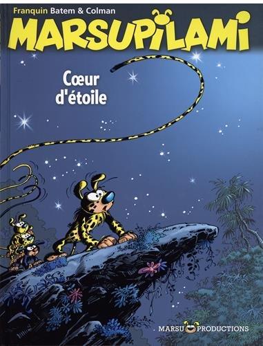 Marsupilami, Tome 27 : Coeur d'étoile