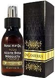 Aceite de Rosa Mosqueta Plus by Organiterra. Unico Aceite de Rosa...