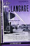 Telecharger Livres VIE ET LANGAGE No 54 du 01 09 1956 SOMMAIRE LANGAGES SANS PAROLES SIGNAUX ITINERAIRES CHRONIQUE DE L ARGOT LE PARLER DE CLERMONT FERRAND LE LATIN LANGUE MORTE ENCORE LE GENRE DES NOMS DE BATEAUX PROVERBES COMPARES DANS L OEUVRE DE JACOB CATS JURONS BLASPHEMES IMPRECATIONS JULES RENARD STYLISTE NOTRE JEU DE PASTICHES QUATRE VINGTS SIX VINGTS QUINZE VINGTS PAR PA TULIN LANGAGES SANS PAROLES PAR A MENARINI A SKIS OU EN SKIS PAR J Y LACROIX CHRONIQUE DE L ARGOT ALLER A (PDF,EPUB,MOBI) gratuits en Francaise