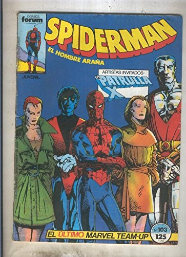 Spiderman volumen 1 numero 103
