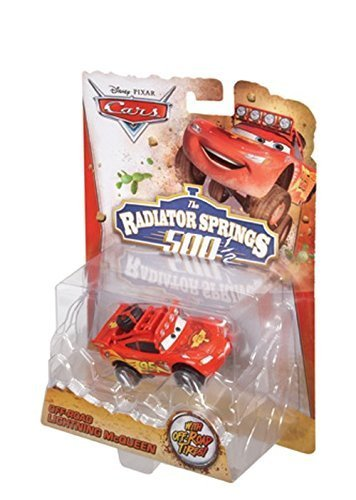 Disney/Pixar Cars The Radiator Springs 500 1/2 Die-Cast Lightning McQueen by Mattel