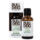 BullDog Original aceite para la barba––Juego de 2