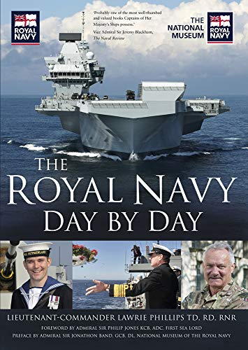 Price comparison product image The Royal Navy Day by Day