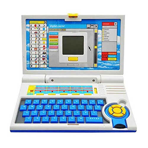 Hanumex® English Learner Educational Laptop Toy