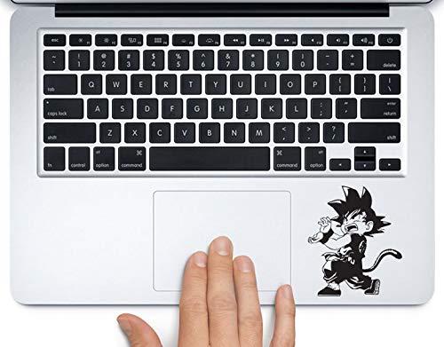 Goku Kamehameha Dragonball Bedruckter Aufkleber aus Vinyl, für Apple MacBook Pro Air 27,9 cm (12 Zoll), 13 Zoll (38,1 cm), alle Jahre Laptop, Tastatur, Tastatur New 13