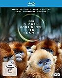Sieben Kontinente - Ein Planet [Blu-ray]