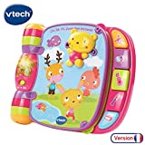Vtech - 166755 - Jouet Musical - Do, Ré, Mi Super Livre Enchanté - Rose