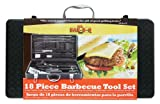 Best Mr. Bar-B-Q Grill Tool Sets - Mr. Bar-B-Q 94056Y 18-Piece Tool Set with Plastic Review