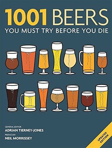 Preisvergleich Produktbild 1001 Beers: You Must Try Before You Die