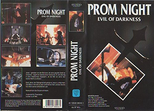 Prom Night - Evil of Darkness [VHS]