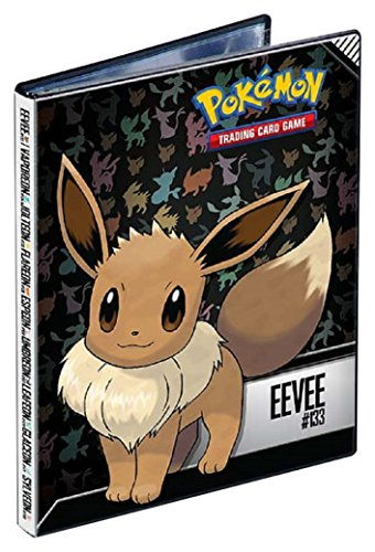 Asmodee – 84918 – Cahier Ranges – 80 Cartes  – Evoli