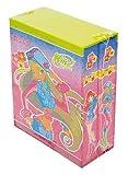 Winx Club 414019Cadre Photo Coffret Cadeau Bloc Note et Album Photo, Carton, Multicolore, 13,6x 17,7x 6,6cm