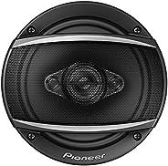 """Pioneer TS-A1680F 6.5"""" 350 Watt 4-Way Coaxial Car Spe"""