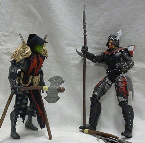 Dragon Blade & Conqueror ()