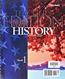 United States History for Christian Schools: Spiral Binding