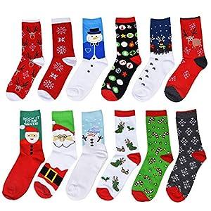 Fascigirl 12 pares de calcetines
