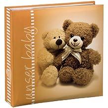 Hama 113638 - Álbum de fotos infantil, color marrón