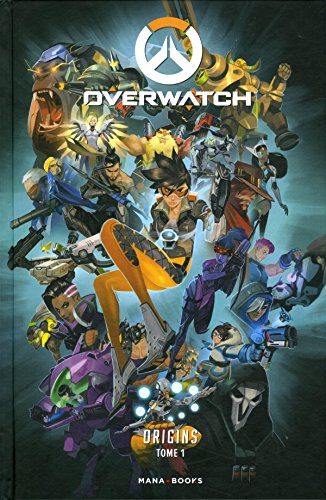 Overwatch Origins - tome 1 (01)