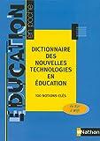 Image de DICT NOUVELLES TECHN EDUCATION