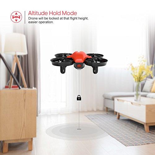 Zoom IMG-1 potensic mini drone con telecomando