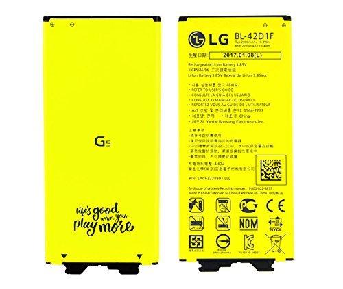Handyteile24 ✅ Original LG G5 H850 H840 G860H Akku Batterie Ersatzakku BL-42D1F BULK