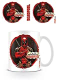 Pyramid International Deadpool Insufferable-Tazza in Ceramica, Multicolore, 7.9x11.00x9.3 cm