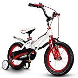 Steaean Balance Fahrrad Kinder Fahrrad Männer und Frauen Kinder Fahrrad Balance Klappkinderwagen Magnesium Aluminium Mountainbike