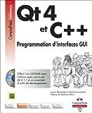 Qt4 et C++ - Programmation d'interfaces GUI (1Cédérom)