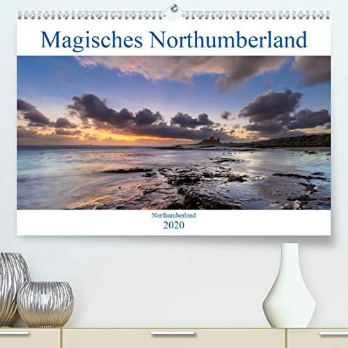 Magisches Northumberland (Premium-Kalender 2020 DIN A2 quer): Eine fotografische Reise im besonderen Licht durch Northumberland (Monatskalender, 14 Seiten ) (CALVENDO Orte) -