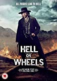 Hell on Wheels Season 5 Volume 1 [3 DVDs] [UK Import]