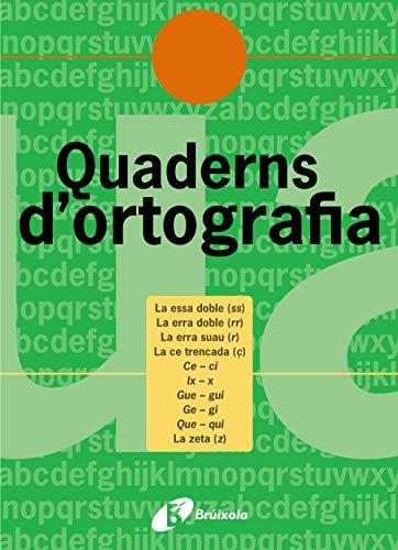 Quadern d'ortografia 2 (Català - Material Complementari - Quaderns D¿Ortografia) - 9788483047422