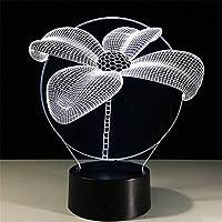 Lotus 3D-Lichter, bunte Fernbedienung, Touch-LED-Lichter, kreatives Produkt, Geschenk preisvergleich bei billige-tabletten.eu