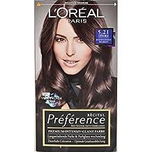 Loreal haare farben braun