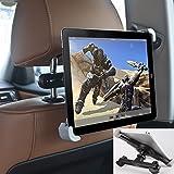 Universale Tablet Halterung, Yanhuanchan Auto Rücksitz Kopfstütze Halterung Einstellbare Halter Für Apple iPad 2/3/4/Mini/Air, Samsung Galaxy Tab, Google Nexus und andere 6-11 Zoll Tablets