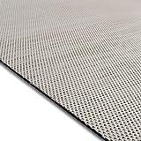 Design Bodenschutzmatte Palermo in 6 Größen | dekorative Unterlegmatte für Bürostühle oder Sportgeräte (150 x 90 cm)