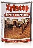Xylatop - Barniz interiores - Resistente al rayado y golpes - 750 ml