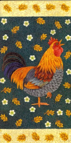 red-rooster-cockerel-blank-card-by-anne-mortimer