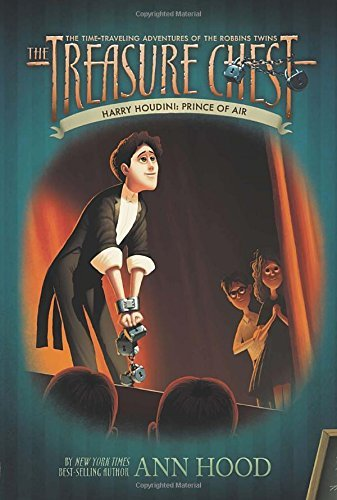 Portada del libro Harry Houdini #4: Prince of Air (The Treasure Chest) by Ann Hood (2012-08-07)