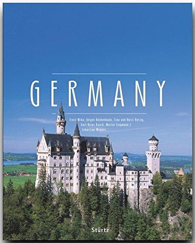 GERMANY - DEUTSCHLAND - Ein Premium***-Bildband in stabilem Schmuckschuber mit 224 Seiten und über 350 Abbildungen - STÜRTZ Verlag
