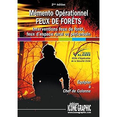 Mémento opérationnel Feux de forêts