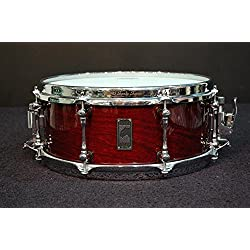"Mapex Black Panther 'Cherry Bomb' 13""x5.5"" Snare Drum"