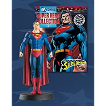 DC Comics - Figura de Plomo DC Comics Super Hero Collection Nº 2 Superman