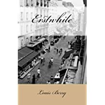 Erstwhile (English Edition)
