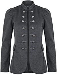 Damen Blazer Militäry (513)