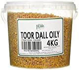 White Pearl Toor Dall Oily 4 kg