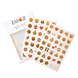 Flash Tattoos Emoji Authentic Metallic T...