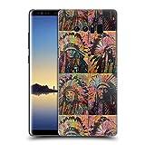 Head Case Designs Ufficiale Dean Russo Leader Quadrante Cultura Pop Cover Retro Rigida per Samsung Galaxy Note8/Note 8